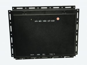 LCD Back view