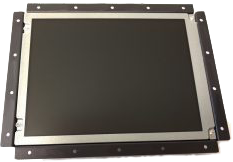 Low cost LCD - front