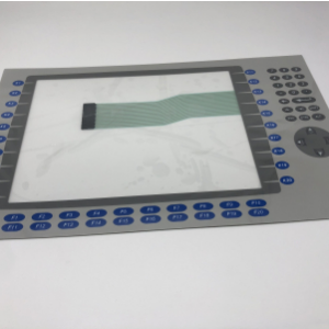 AB1250P keypad and touchscreen