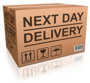Next day delivery pic