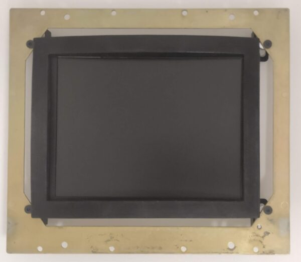Haas CNC CRT monitor replacement